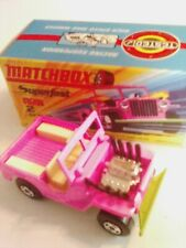 MATCHBOX SUPERFAST 2 JEEP HOT ROD EXCELLENT CONDITION BOXED