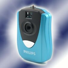 New Philips Keychain Digital Camera, 3-in-1 Still Picture, Video, Webcam