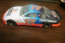 Darrell Waltrip #17 Parts America 1/18 Die Cast Racing Champions premier