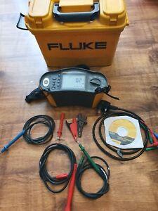 fluke multifunction tester 1662