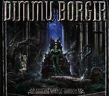 Godless Savage Garden von Dimmu Borgir   CD   Zustand gut