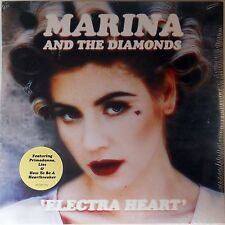 Marina And The Diamonds - Electra Heart LP Vinyl LP New & Sealed