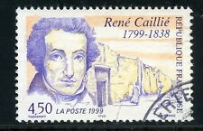 STAMP / TIMBRE FRANCE OBLITERE N° 3257 RENE CAILLIE