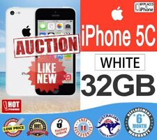 Apple iPhone 5C 32GB White Smartphone 4G like NEW UNLOCK FAST Shipping WARRANTY
