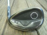 Cleveland CG 14 Black 58-12 Lob Wedge Golf Club Right Hand Steel Shaft Tour Zip