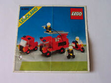 LEGO® Bauanleitung / Instruction Nr. 6366