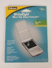 Fellowes WriteRight Screen Protectors for Sony Clie TG50, Pack of 12