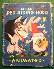 Little Red Riding Hood Animated by Julian Wehr 1944