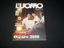 2010 MARCH VOGUE L'UOMO MAGAZINE - ALEC BALDWIN - FASHION COVER - F 3094