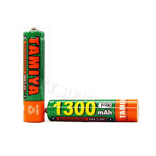 2 pcs 3A AAA 1300mAH 1.2V NiMH Recharge Rechargeable Battery cell for cd player