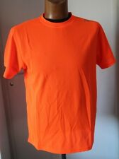Original Lot de 2 Tee shirts MC homme Running ROGELLI Orange T : XS  neuf