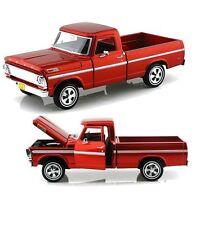 Modellini statici di auto, furgoni e camion pickup Scala 1:24