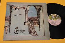 GENESIS LP TRESPASS EX+ COPERTINA APRIBILE 1970 NON CAPISCO DI CHE NAZIONE