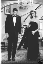 BEWITCHED ELIZABETH MONTGOMERY DICK YORK RARE ABC PHOTO