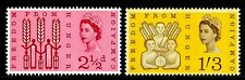 SG634p-635p, PHOSPHOR SET, NH MINT. Cat £30.
