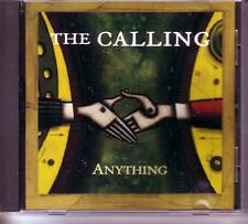 THE CALLING Anything PROMO DJ CD single 2004 MP3 Format