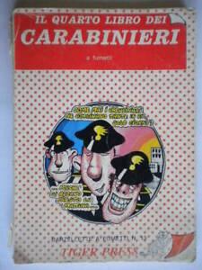 il quarto libro dei carabinieri a fumettitiger pressbarzellette illustrato 70