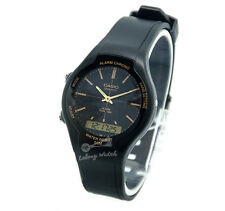 -Casio AW90H-9E Dual Time Watch Brand New & 100% Authentic