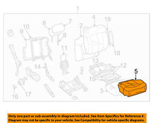 GM OEM Front Seat-Cushion Bottom Cover Right 12478546