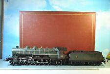 Fulgurex Spur 0 Dampflok PLM 231 4-6-2 Nr. 6101 Messingmodell