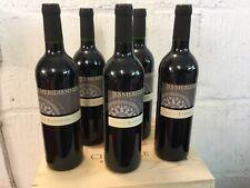 Lot de 5 bouteilles Lubéron «les méridiennes» Millésime 2011