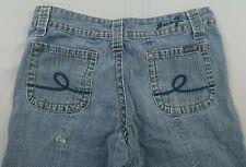 Seven 7 Boot Cut Low Rise Light  Wash Mens Jeans Size 32