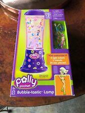 New Polly Pocket Lava Lamp 2005 Toys Children Christmas