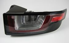 2016-2018 Range Rover Evoque Right Rear LED Tail Light Assembly Lamp Genuine