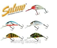 Salmo Hornet Crankbait Various Sizes Colours Floating 3cm 4cm Fishing