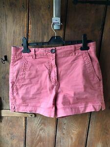 """Boden, 3"""" Shorts, Women's, Pink, UK 12"""