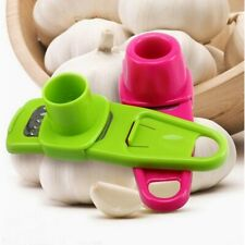 Mini Garlic Press Crusher Squeezer Home Kitchen Cooking Mill Gadgets Practical