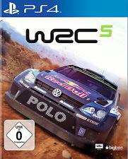 WRC 5 - FIA World Rally Championship PS4 (Sony PlayStation 4) NEU OVP