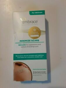 Embrace Minimize 30 Day Treatment reduce Scar system For OLD SCARS 4.7in12cm