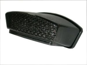 Smoked LED tail light integrated signals Ducati Monster 400 600 620 695 750 1000