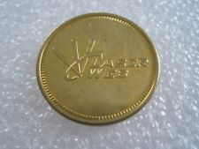 Laser Web Laser Tag Center Dayton Ohio Token Coin 0927