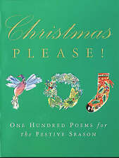 Christmas Please!: 100 Poems on the Festive Season by Orion Publishing Co (Paper