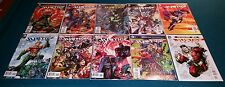 Lot of Justice League New 52 Issues#4 through #12+#0 DC Comics Ongoing Series