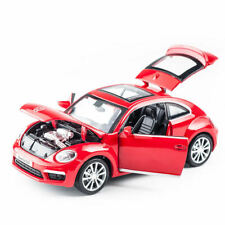 1:32 Volkswagen VW New Beetle Diecast Model Car Toy Collection Light&Sound Gift
