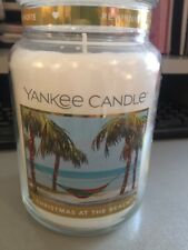 Yankee candle Christmas At The Beach 🇺🇸 Returning Favourite
