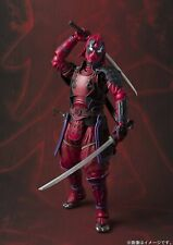 BANDAI MEISHO MANGA REALIZATION Deadpool 18cm Figure Marvel samurai Japan NEW