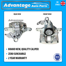 FITS VAUXHALL VIVARO BUS BOX REAR RIGHT BRAKE CALIPER - NEW 4414026