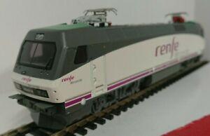 Electrotren E2524 RENFE Mercancias Locomotora Electrica 252.017 Period VI