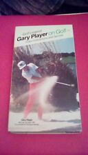 Golf Legend Gary Player on Golf - Video Instructions and Secrets 1986 VHS lesson