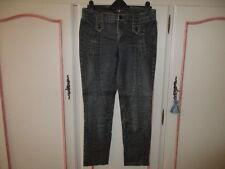 pantalon   ONE STEP jean huilé femme T.42 parfait état