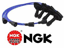 New NGK Spark Plug Wire Set Subaru Legacy 97 96 Forester 98 1997 1996 1998