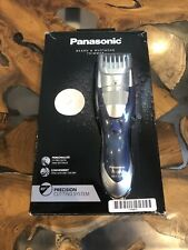 Panasonic ER-GB40-S Cordless Moustache & Beard Trimmer Wet/Dry with 19...