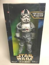 "Star Wars AT-AT 12"" Action Figure w/Firing Imperial Blaster Kenner NIB"