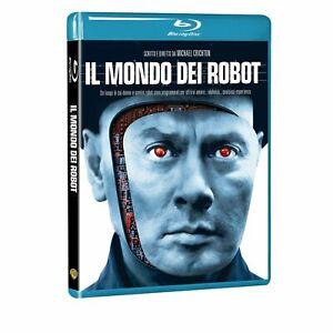 Il Mondo Dei Robot (Blu-Ray) WARNER HOME VIDEO