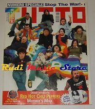 Rivista TUTTO MUSICA 4/2003 Michael Jackson Piero Pelu' Linkin Park   * NO cd