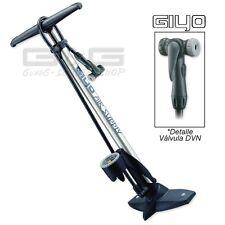 GIYO bicicletta Pompa ad aria 11 bar/160 Psi per a pedale con manometro